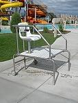 Torrey II Lifeguard Chair