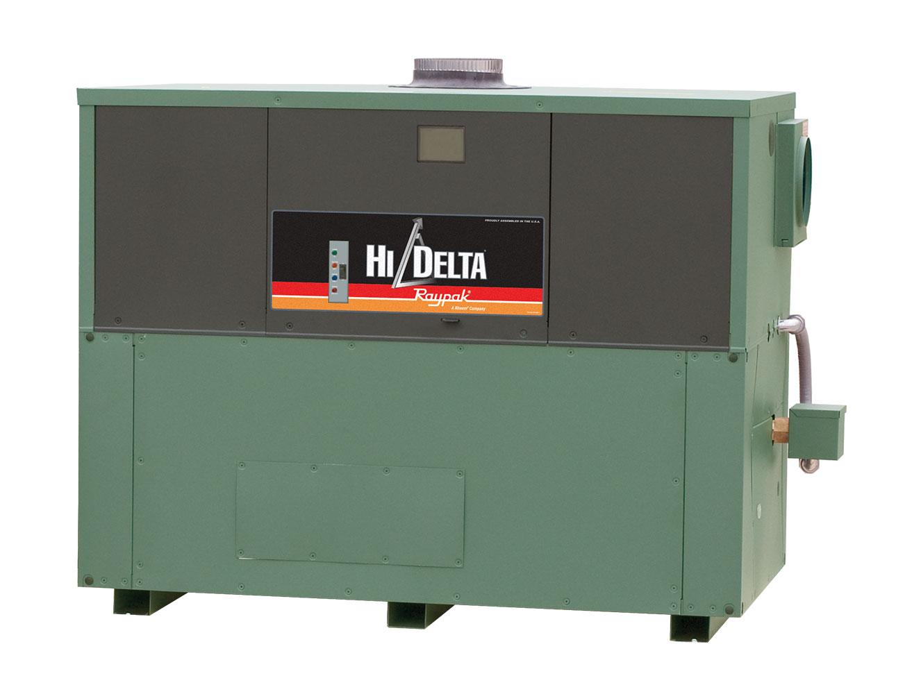 Hi Delta C Pool Heater 502C-2342C
