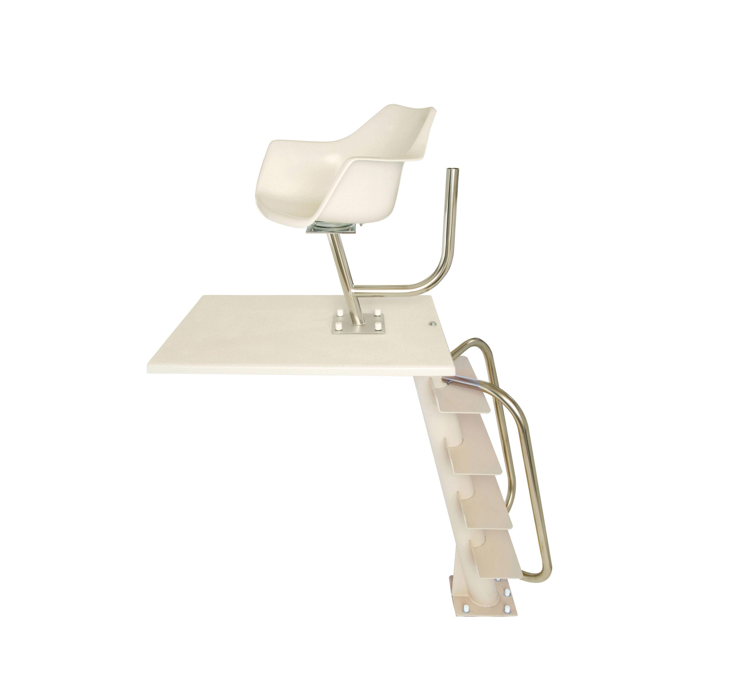 Cantilever Lifeguard Chair
