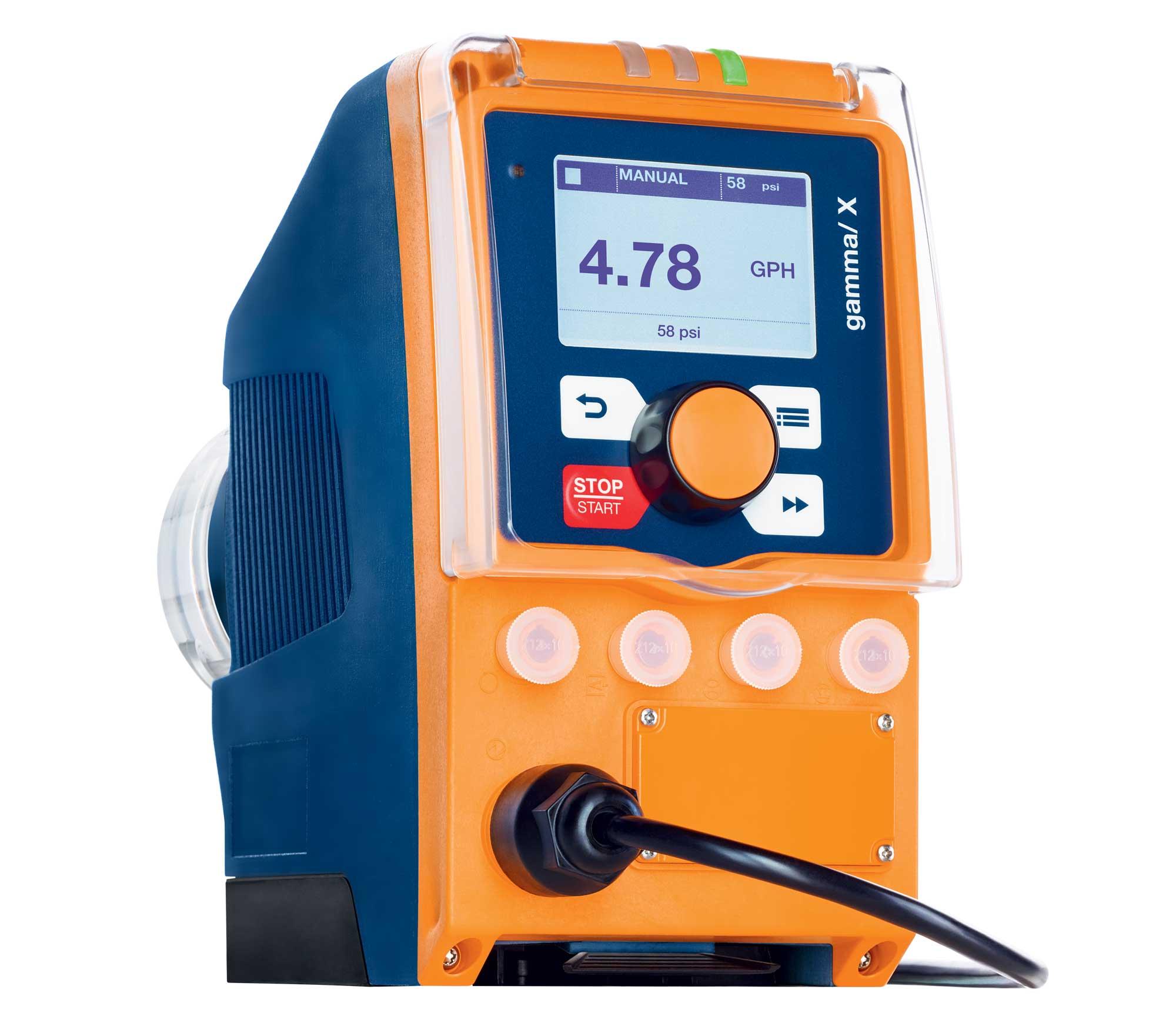 Gamma/ X Diaphragm Metering Pump